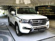 Toyota landcruiser 2018 toyota land cruiser lc200 full option v8 dsl