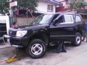 Toyota prado land cruiser 1997