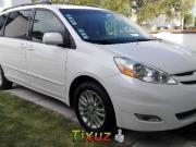 Toyota sienna 2009 gasolina toyota sienna 2009 kilometraje 98000