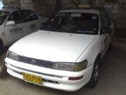 Toyota taxi 97 mdl