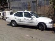 Toyota xl 97 mdl with taxi line 4 sale