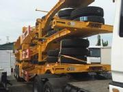 Trailer chassis brand new