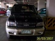 Trooper 2001 3 0liter matic 710k neg in good condition