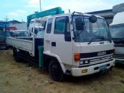 Trucks for sale isuzu forward boom truck