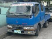 Trucks for sale mitsubishi canter double cab giga new arrival