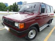 Very rare condition 1st own diesel loaded toyota tamaraw fx mt 2fast4u