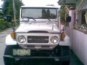 Vintage and fuel efficiency 4x4 sold already bj40