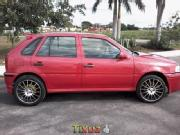 Volkswagen pointer 2004 gasolina pointer 2004 remato