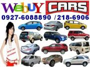 We buy second hand cars vans pick up s and suv s