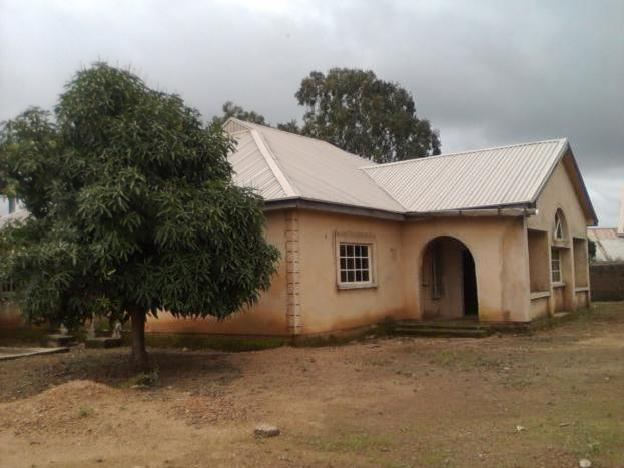 Well Built 4bed Bungalow