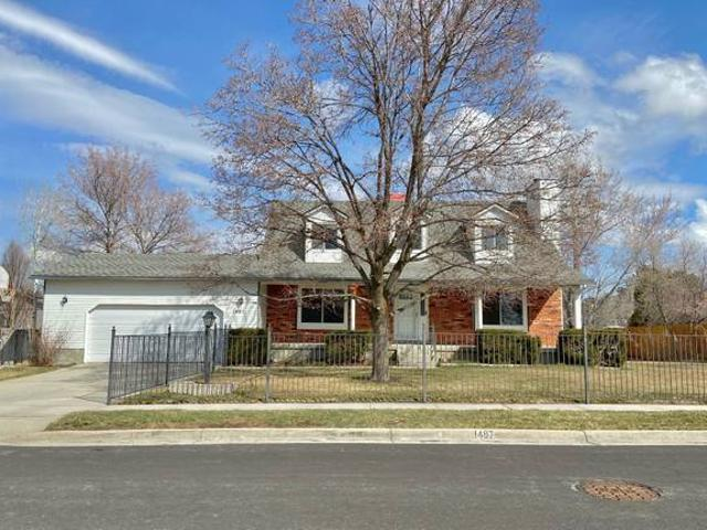 Well Maintained 4 Bed 3.5 Ba East Bench Home Sandy