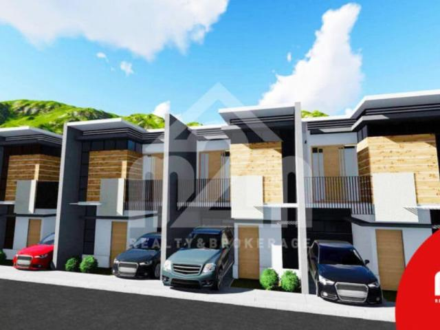 Why Rent If You Can Own? Townhouse For Sale Upper Kalunasan Guadalupe, Cebu City