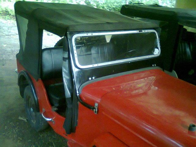 Willys Cj3b Petrol 4x4 Left Hand Jeep For Sale Ex Army