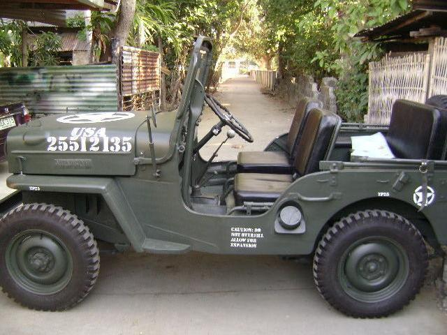 <strong>Willys</strong> High Hood