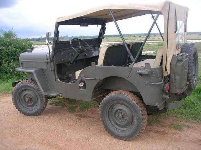 jeep willys 22 used petrol jeep willys cars mitula cars. Black Bedroom Furniture Sets. Home Design Ideas