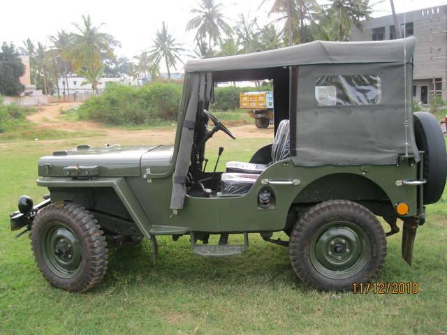 Willys Military Jeep Sale >> Jeep