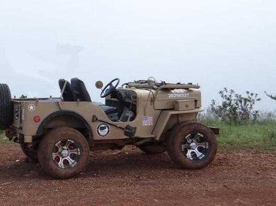 Willys jeep for sale in kerala
