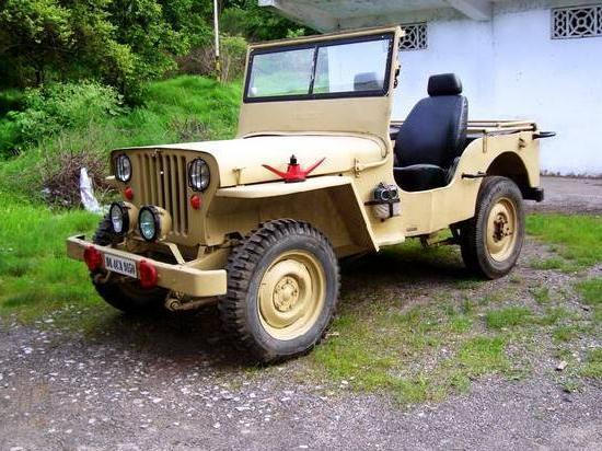 Willys jeep for sale in pune india