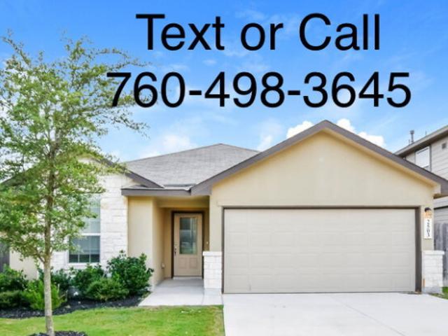 Wonderful Home Available Now! San Antonio