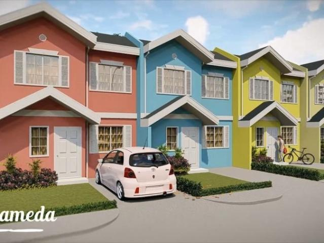 Woodside Alameda Townhouse For Sale In Tanza, Cavite