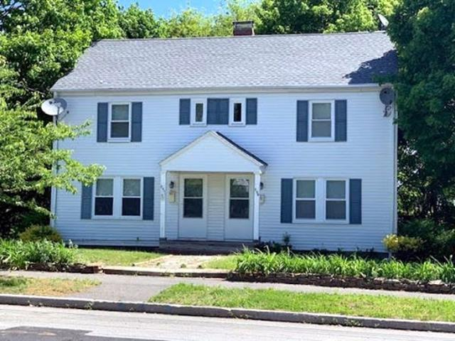 Worcester Four Br Two Ba, Excellent Opportunity To Own A Duplex