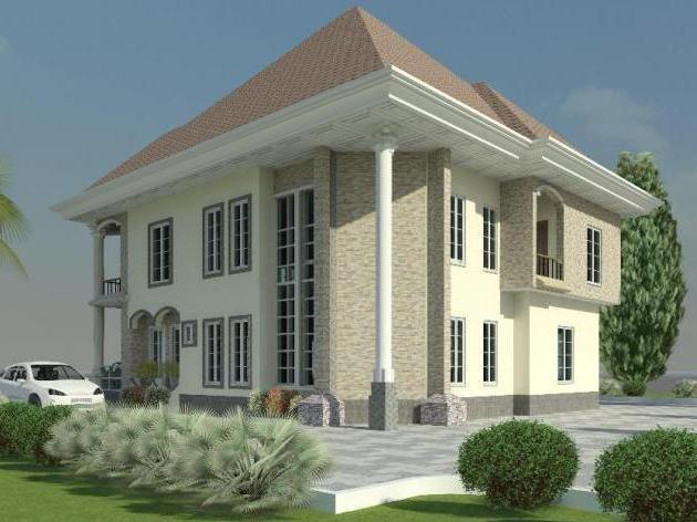 Modern nigeria houses in abuja mitula homes for Houses in abuja nigeria