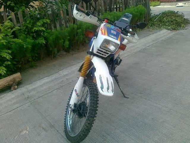 Yamaha Dt125 2004 For Sale Or Swap With Xr200