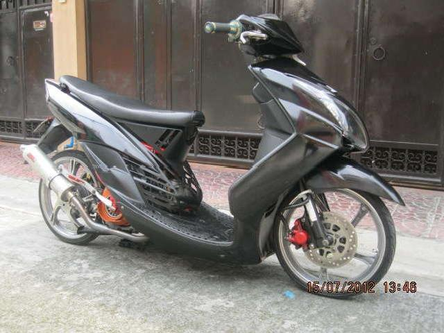 Yamaha Mio Soul Mx, Matic, Hid, 59'twh Bore, Shocks, Clean Papers