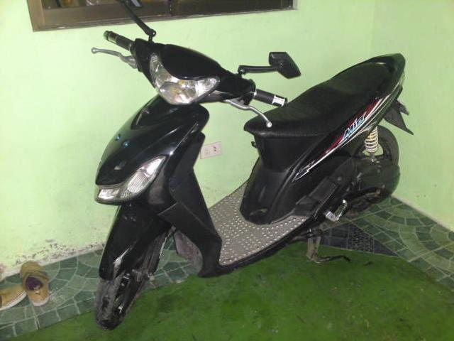 Yamaha Mio Sporty Modified