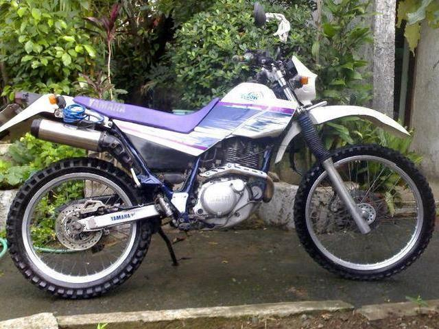 Yamaha Ttr  For Sale Philippines