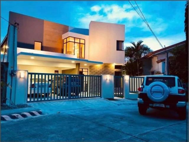 You Home Living In Mothers Nature, Greenery Of Southwoods Fully Furnished House & Lot For ...